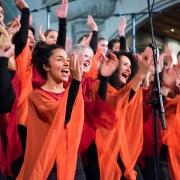 Gospelchor St. Lukas | Isarinselfest 2016