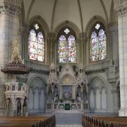 St._Lukas_-_Munich_-_altar